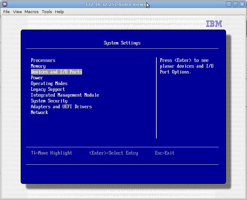 Ibm system x3500 m3