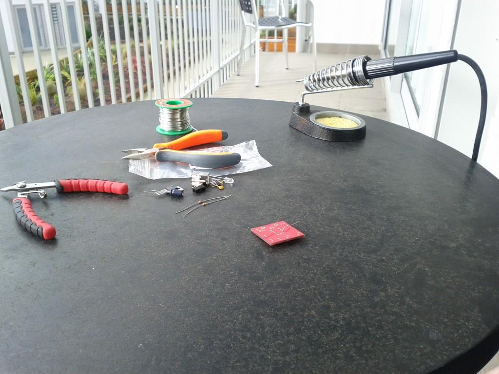 soldering adventures jethro carr. Black Bedroom Furniture Sets. Home Design Ideas